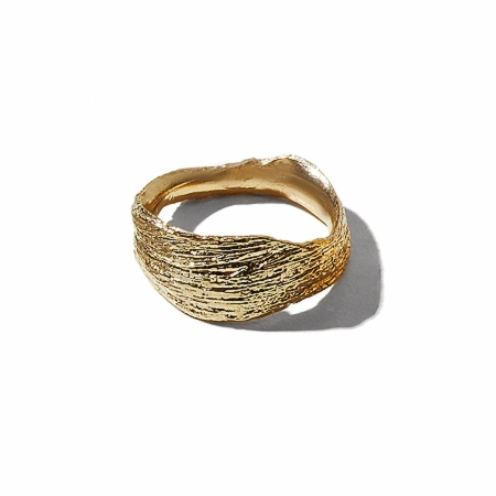 YELLOW GOLD THICK HAIR RING.jpg